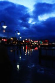 Dream Wharf with Lights 2